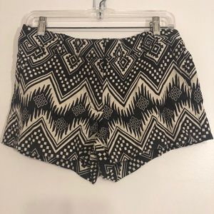 J.Crew Ikat Shorts